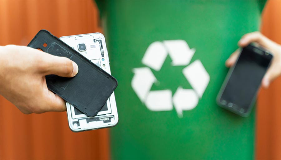 How Electronic Waste is Recycled